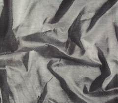 Egyptian cotton linen, photo realistic print of crumpled satin